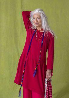 Tunique ou mini-robe – Gudrun Sjödén