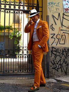 Suited Up. Lapo Elkann. Always fashionable. #mens #fashion