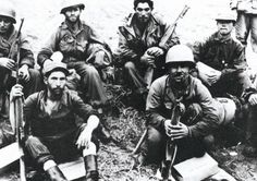 """""""Created in 1899, the year after Spain ceded Puerto Rico to the United States... the Army's 65th Infantry Regiment went on to distinguish itself in combat. The unit played important roles in World War I, World War II and the Korean War. And even though Puerto Ricans gained U.S. citizenship in 1917, the 65th Infantry Regiment continued as a segregated unit until after the Korean War. The active-duty unit was then deactivated and became part of the Puerto Rico National Guard"""" (USA Today)."""