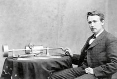 On this day, Feb 19, 1878, Thomas Edison patented his music player, the phonograph.