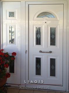 Πόρτες Αλουμινίου   Λιάγγης   Δάφνη Window Manufacturers, Aluminium Doors, Windows And Doors, Furniture, Home Decor, Gates, Aluminum Gates, Decoration Home, Room Decor