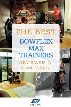 A comprehensive list of Bowflex Max Trainer reviews to give you a great perspective on which ones are the best Bowflex Max Trainers to go with! Bowflex Dumbbells, Bowflex Workout, Treadmill, Home Weight Workout, Ab Workout At Home, At Home Workouts, Abb Workouts, Fit Board Workouts