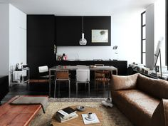 Mario Bellini, Le Bambole - C&B Italia / B&B Italia. Home of designer Frederic Hooft.