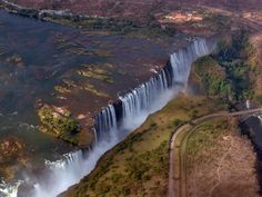 Discover Africa's best highlights on a budget group camping tour. Camping Tours, Group Camping, Victoria Falls, Safari, Waterfall, Africa, Adventure, Outdoor, Outdoors