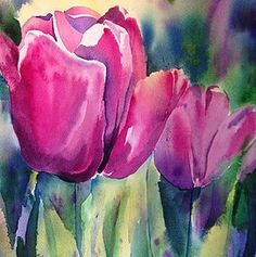 Contemporary Art of Beautiful Florals