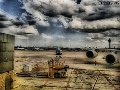Airport France - 2 by Ultras035 on 500px