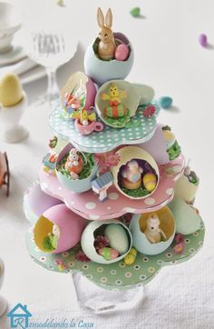 Easter-Egg-Tree-Centerpiece
