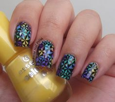 The Clockwise Nail Polish: Uber Chic Collection UC-05 Review