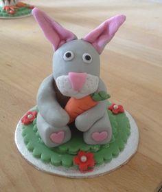 Bunny creme egg animal