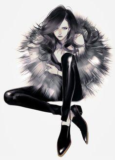 Fur by tknk on DeviantArt
