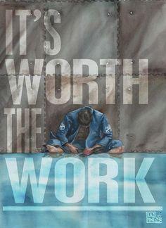It's worth the #work. #hustle #grind