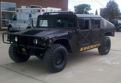 Military Surplus Vehicles for LE - Photo Gallery - POLICE Magazine