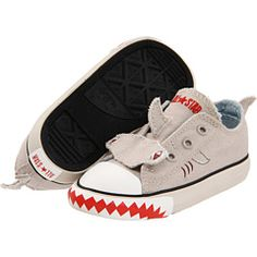Converse Kids - Chuck Taylor® All Star® Simple Slip (Infant/Toddler)    Who says you can't find adorable boy clothes!