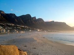 Ten Great City Beaches - Camps Bay Beach. By bittlelit Trip Planning, Planning Board, Weekend Breaks, Beach Camping, Urban Life, Africa Travel, Camps, Wanderlust Travel, Luxury Travel