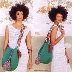 As #bolsaswayuu lisas são perfeitas para quem gosta de combina-las com tudo, incluindo roupas com estampa. Compre a sua em www.querowayuu.com #euquero #consumoconsciente de #arteindigena #colombiana #querowayuu #colorful #fashion #tanamoda #gostei #gypsy #boho #bohostyle #bolsawayuu #etnhic #etnico #wayuu #wayuubag #wayuubags #wayuubrasil #wayuulovers Todos os direitos reservados  copyright @querowayuu foto @fernandavellosofotografia, maquiagem @carolmontenegrom