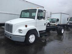Freightliner Business Class Truck Freightliner Trucks Truck Organization