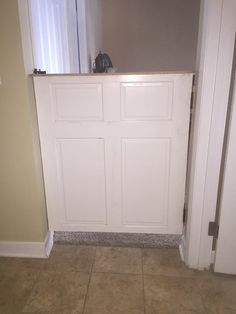 interior dutch door lowes. New dog  baby gate made from a solid wood door Total cost with hardware Dutch composite at lowes Baby Pet Gates
