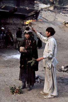 Kalash people of Afghanistan