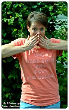 """I added """"Räuberigel: Keep calm and call THE DOCTOR"""" to an #inlinkz linkup!http://bysimi.blogspot.de/2015/06/keep-calm-and-call-doctor.html"""