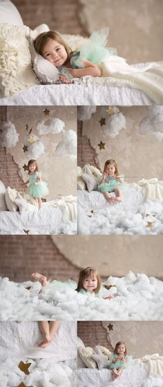 i honestly can't even begin to describe how magical these sessions were for me…hard work yes but to capture the essence of what it means to be a little girl was beyond amazing!  I mean i can't even count how many of these little girls asked if i brought real clouds in for this shoot :) While we…