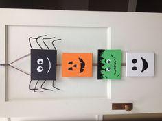 Diy Deco Halloween, Moldes Halloween, Casa Halloween, Halloween Arts And Crafts, Manualidades Halloween, Adornos Halloween, Halloween Door Decorations, Halloween Painting, Halloween Home Decor