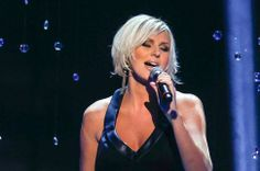 Sanna Nielsen performing Undo for Eurovision 2014. Loving her hair color/style