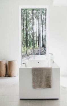 #bathroom design #windows #interior design #architecture #style #minimalism #inspiration