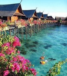 Tahiti- place I want to visit