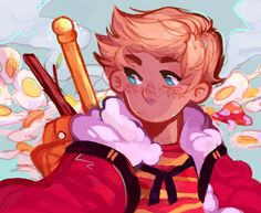 lucas - mother 3 Is it just me, or is Lucas hot in this picture?