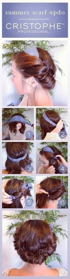 DIY-Five-Minute-Hairstyle-For-Busy-Mornings+(3).jpg 380×1,500 pixels