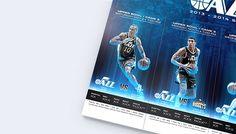 Utah Jazz 2014 Season Tickets on Behance Ticket Design, Season Ticket, Utah Jazz, Sports Brands, Creative Inspiration, Logo Branding, Behance, Seasons