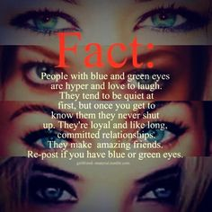 This is scary how true this is. Especially the part about being shy :)