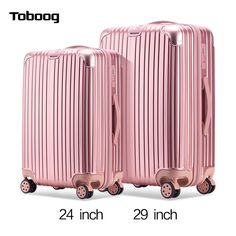 Cheap luggage box, Buy Quality business luggage directly from China luggage business Suppliers: Toboog 2017 New Style High Quality Business Luggage box 2 in 1 Trolley box Luggage case with 360 degree universal wheel Luggage Case, Phone Accessories, Business, Box, Magazine, Shopping, Watch, Style, Fashion