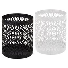 Sturdy metal candle holders are a lovely addition to any room! Beautifully scatter light at receptions, banquets, and parties to create a warm ambiance. Perfect for event planners, caterers, and banqu Tea Light Candles, Tea Lights, Tealight Candle Holders, Candleholders, My New Room, Craft Items, Halloween Diy, Dollar Stores, Gifts For Friends