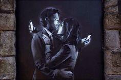 Banksy Alice.