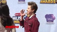 Nolan Gould Radio Disney Music Awards 2014 Red Carpet #RDMA