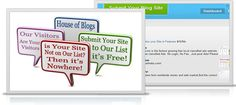 In this site you will find several of high raking and best blogging sites whitch are ready to accept your comments.