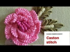 Embroidery Patterns Lavender opposite Embroidery Library Gift Card within Learn Brazilian Embroidery Stitches every Embroidery Library Monogram into Embroidery Library Happy Hour Brazilian Embroidery Stitches, Hand Embroidery Videos, Hand Embroidery Flowers, Embroidery Stitches Tutorial, Silk Ribbon Embroidery, Crewel Embroidery, Hand Embroidery Patterns, Embroidery Techniques, Embroidery Kits