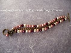 Adventures of a DIY Mom: Hand Made Jewelry - Prima Bead Product Review