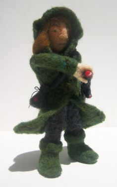 The traveler Knight art doll
