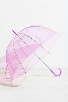 Tinted Bubble Umbrella - Urban Outfitters