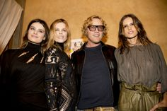 Emilio Pucci Fall 2014 - Backstage - Photographed by Kevin Tachman