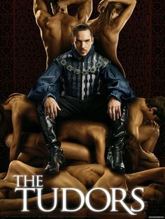 Another pinner wrote: The Tudors - this picture really epitomises this series