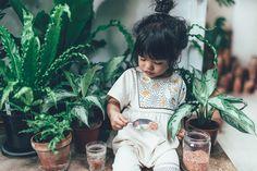 ZARA - #zaraeditorial - BABY GIRL | ARTISAN CAPSULE