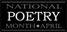 April is National Poetry Month. Let's celebrate with a smorgasbord of rhymes and rhythms and words. All ages are welcome. Poetry Picnic happens in Children's Services at the Main Library on Saturday, April 16, 2016 from 2:00 – 3:00pm. For more information, contact Teresa at 260-421-1220.