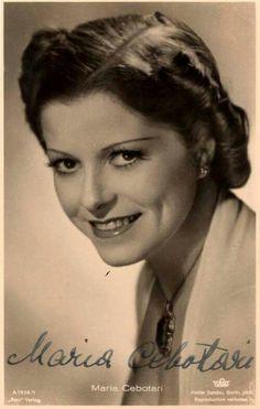 Maria Cebotari Conductors, Dimples, Classical Music, Beautiful People, Opera, Composers, Female, Instruments, Portraits