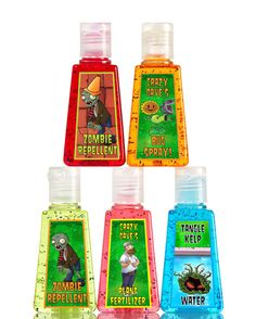 Plants vs. Zombies Hand Sanitizer Party Favor Labels- Instant Download.   Message me if you are interested in purchasing this instant download!