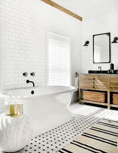 60 stunning scandinavian bathroom decor & design ideas to inspire you - bathroom - Bathroom Decor Bathroom Plans, Bathroom Decor, Shiplap Bathroom, Bathroom Design Small, Modern Bathroom Plan, Bathroom Interior Design, Scandinavian Bathroom Design Ideas, Bathroom Design Inspiration, Bathroom Farmhouse Style