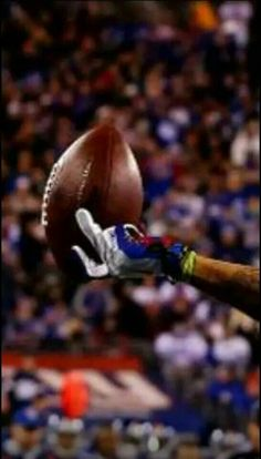 ODB caught it with two fingers #nyg