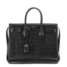 mytheresa.com - Sac De Jour Small embossed-leather tote - Totes - Bags - Saint Laurent - Luxury Fashion for Women / Designer clothing, shoes, bags